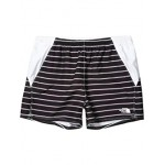 The North Face Kids Class V Water Shorts (Little Kidsu002FBig Kids) TNF Black Stripe Print