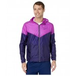 Nike Windrunner Jacket Imperial Purple/Reflective Silver
