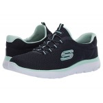 SKECHERS Summits Navy/Aqua