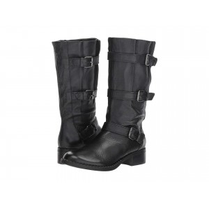 Best 3 Buckle Boot Black