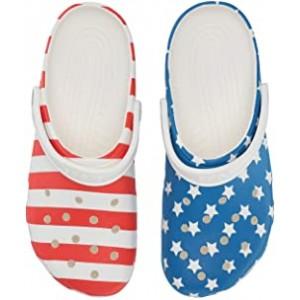 Classic American Flag Clog