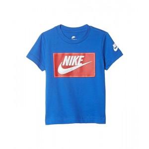 Nike Kids Short Sleeve Graphic T-Shirt (Toddler) Game Royal