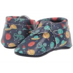 Freshly Picked Soft Sole City Moccasins - Out of This World (Infantu002FToddler) Martians