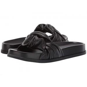 Valeraine Black Leather