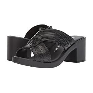 x Baja East Python Heel Black