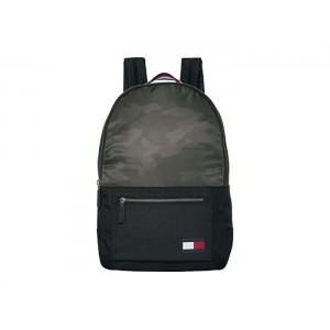Carter Nylon Backpack Camo/Black
