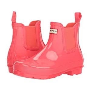 Original Chelsea Boots Gloss Hyper Pink