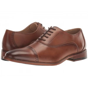 Cheer Lace-Up CT Cognac