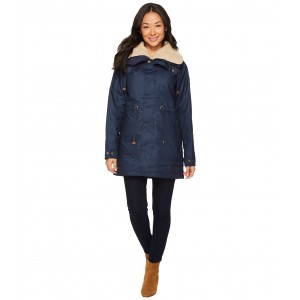 Hazelton Jacket Mood Indigo Heather
