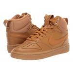 Court Borough Mid 2 Boot (Big Kid) Wheat/Wheat/Gum Medium Brown