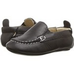 Boat Shoe (Infant/Toddler) Black