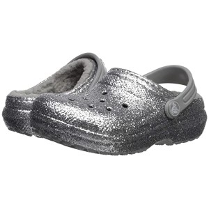 Classic Glitter Lined Clog (Toddler/Little Kid)