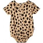 Animal Spot Bubble One-Piece (Infant)