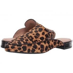 TM Zuly M Slip-On Tan Leopard