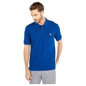 Regular Fit Short Sleeve Contrast Trim Polo