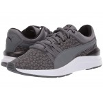 Adela Graphic Knit Castlerock/Puma Black