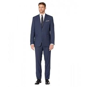 Plaid Slim Fit Stretch Performance Suit