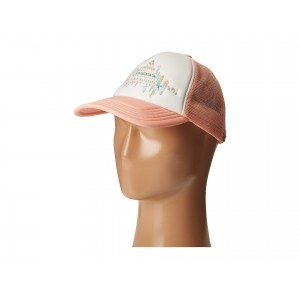 Not Your Boyfriend's Trucker Hat Burnt Coral (Prior Season)