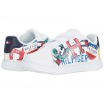 Iconic Court (Toddler) Multi/White