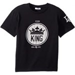 King T-Shirt (Toddler/Little Kids)