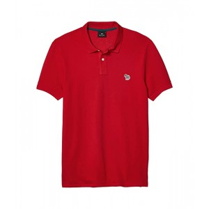 Slim Fit Short Sleeve Polo