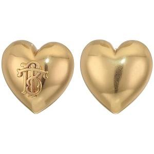 Heart Clip-On Earrings
