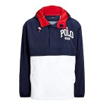 Polo Ralph Lauren Color-Blocked Graphic Pullover Multi