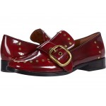 Alexa Loafer with Studs Scarlet