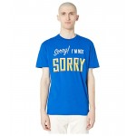 DSQUARED2 Sorry! Im Not Sorry Jersey T-Shirt Blue