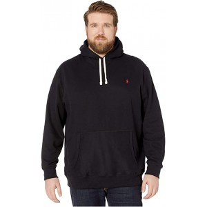 Polo Ralph Lauren Big & Tall Big & Tall Fleece Knit Polo Black