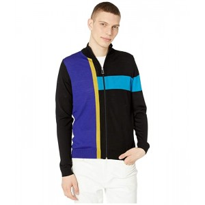 Pullover Zip Cardigan