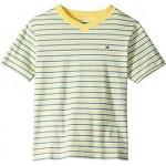 Hilfiger Bar Short Sleeve Crew Neck Tee Shirt (Toddler/Little Kids)