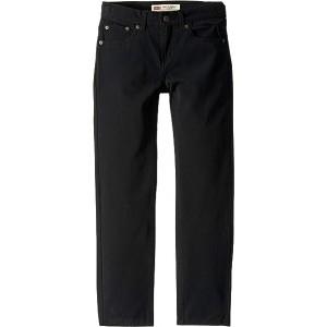 502 Warp Stretch Taper Jeans (Big Kids) Black