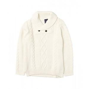 Shawl Collar Pullover Sweater (Toddler/Little Kids/Big Kids)