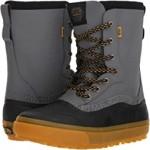 Standard Snow Boot 18 Black/Grey (Pat Moore)