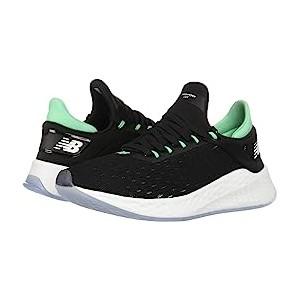 Fresh Foam Lazr v2 Black/Neon Emerald