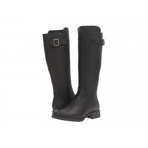 Banfield Tall Waterproof Boot Black Full Grain