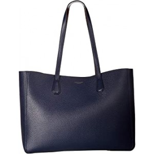 Perry Tote Royal Navy/Buffalo