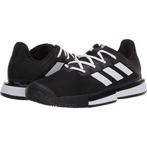 adidas SoleMatch Bounce Core Black/Footwear White/Core Black