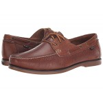 Polo Ralph Lauren Bienne Tan Oiled Tumbled Leather