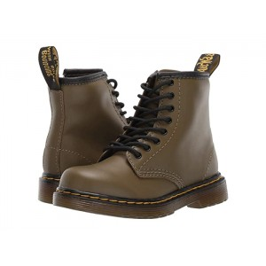 1460 (Toddler) Olive Romario/Smoother Finish
