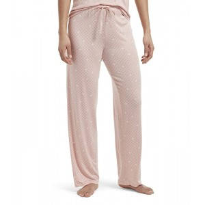 Plus Size Solid Long PJ Pants with Temp Tech