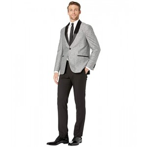 Shawl Collar Tuxedo with Stretch