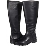 COACH Fynn Leather Boot II Wide Black