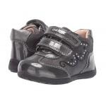 Geox Kids Kaytan 60 (Infantu002FToddler) Black/Charcoal 2