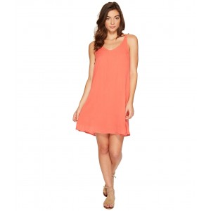 Dome of Amalfi Dress Spiced Coral