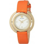 Grier Leather Watch