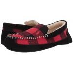 Polo Ralph Lauren Cali Slipper Red/Black Plaid