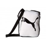 Uniform Crossbody Shoulder Bag White