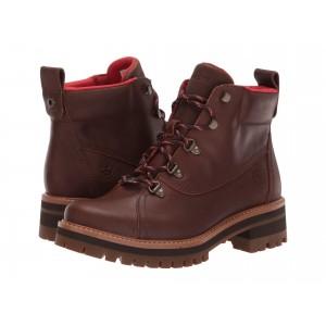 Courmayeur Valley 6 Waterproof Hiker Boot Dark Rubber